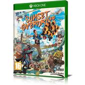 Microsoft Sunset overdrive - Xbox One