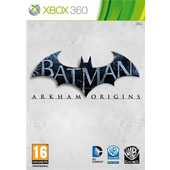 Warner Bros Batman: Arkham Origins, XBox 360, ITA