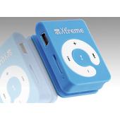 Xtreme Lettore MP3 8 GB, blu