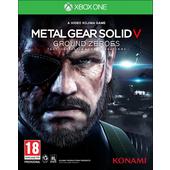 Konami Metal Gear Solid V: Ground Zeroes, Xbox One