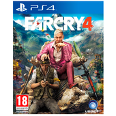 Ubisoft Far Cry 4, PS4