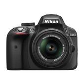 Nikon D3300 + 18-55 VRII + 8GB SD