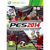 Konami Pro Evolution Soccer 2014, Xbox 360