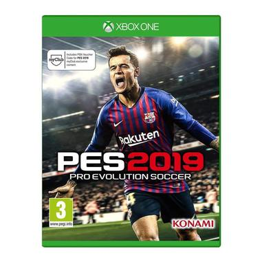 Pro Evolution Soccer 2019, Xbox One