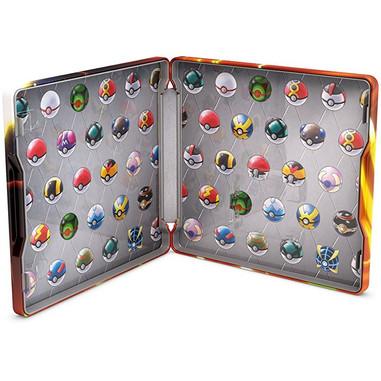 Pokémon Ultra Sole + steelbook - Nintendo 3DS