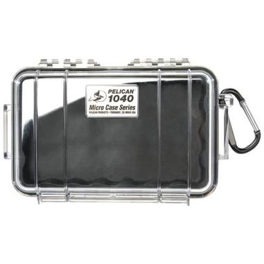 Nilox PL1040-025-100E custodia per fotocamera Custodia compatta Nero, Trasparente