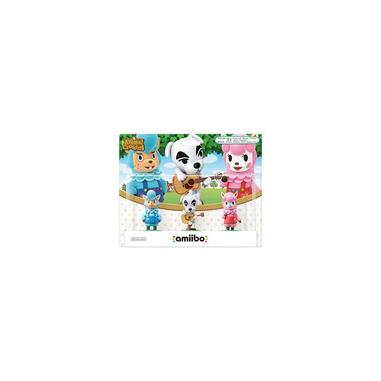 Nintendo amiibo Alpaca, Merino e K.K.