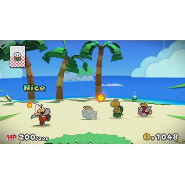 Paper Mario: Color Splash, Wii U