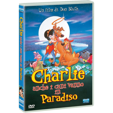 Charlie - Anche i cani vanno in paradiso (DVD)