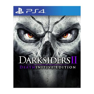 Darksiders II Deathinitive Edition, Playstation 4