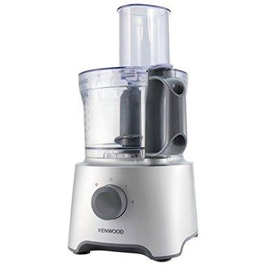 Kenwood multipro compact fdp301si 800w 2 1l grigio - Robot da cucina kenwood multipro ...