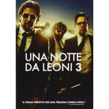 Una Notte Da Leoni 3 (DVD)