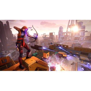 Agents of Mayhem, Xbox One Basic Xbox One Inglese videogioco