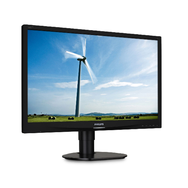 Philips Brilliance Monitor LED 22 pollici con SmartImage