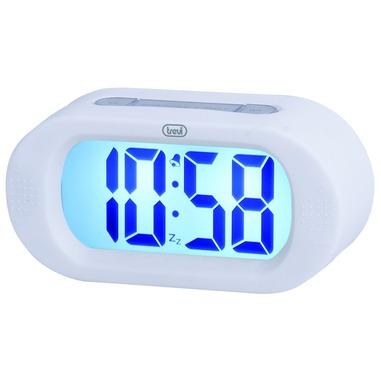 Trevi 387001 Digital alarm clock Bianco sveglia