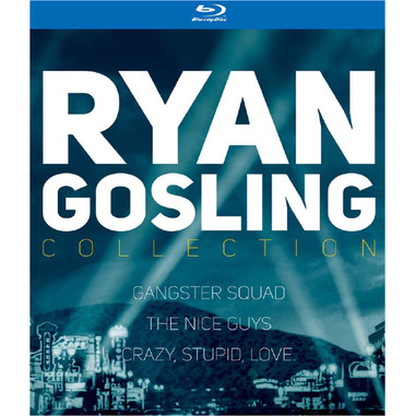 Ryan Gosling collection (Blu-ray)