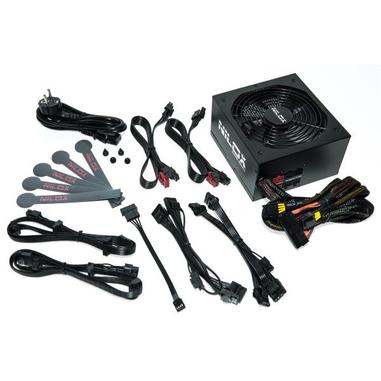 Nilox SRM-600v2 600W ATX Nero alimentatore per computer