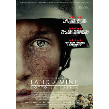 Land of mine - Sotto la sabbia (Blu-ray)