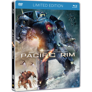 Pacific rim (Blu-ray + DVD)