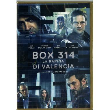 Box 314: La rapina di Valencia, (DVD) DVD 2D ITA