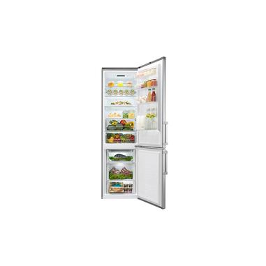 LG GBB60NSGFE Libera installazione 343L A+++ Acciaio inossidabile frigorifero con congelatore
