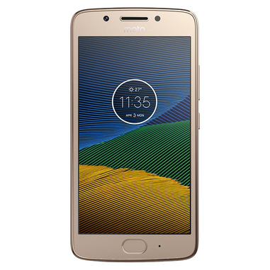 TIM Motorola Moto G5 4G 16GB Oro
