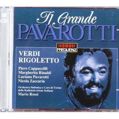 Il Grande Luciano Pavarotti - Rigoletto
