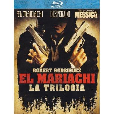 El Mariachi - la trilogia (Blu-ray)