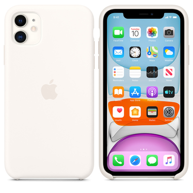 cover iphone 5c bianco