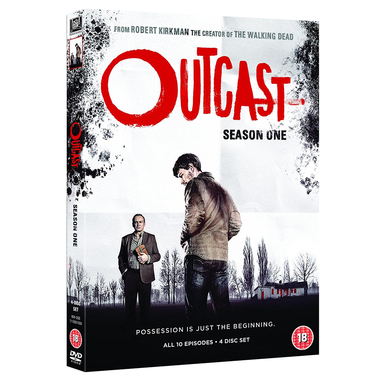 Outcast - Season 1 DVD 2D ITA