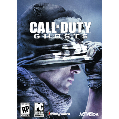 Activision Call of Duty Ghosts, PC