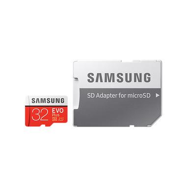 Samsung EVO Plus MB-MC32G 32GB MicroSDHC UHS-I Classe 10 memoria flash