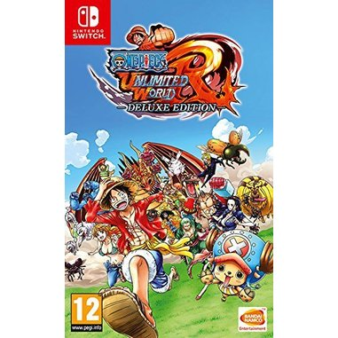 One Piece Unlimited World Red - Deluxe Edition - Switch