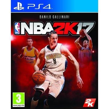 NBA 2K17, PS4