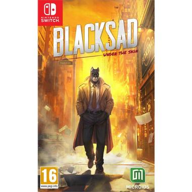 Blacksad: Under the Skin, Switch