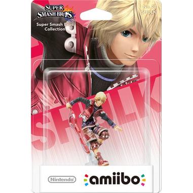 Nintendo amiibo Shulk, miniatura