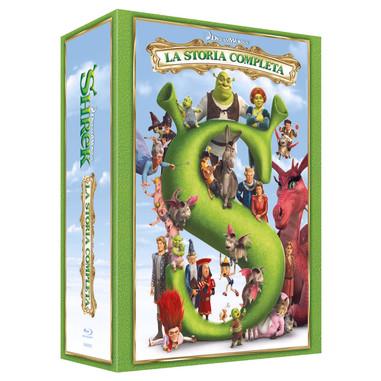 Shrek: la storia completa - Blu-ray