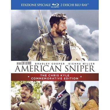 American sniper edizione speciale (Blu-ray)