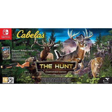 Cabela's The Hunt (Bundle) - Switch