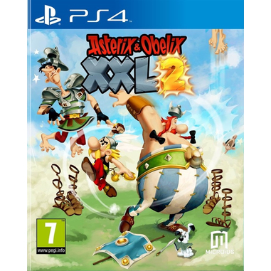 Asterix & Obelix XXL 2, PS4