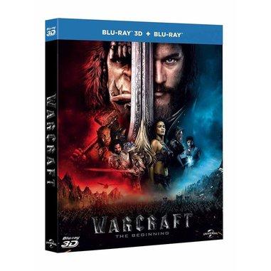 Warcraft - L'Inizio (3D) (Blu-Ray)