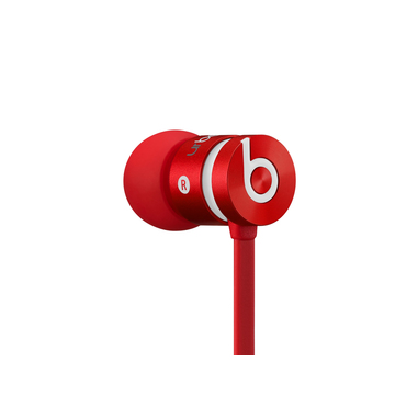 Beats by Dr. Dre Urbeats Stereofonico Auricolare Rosso