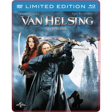 Van Helsing edizione limitata Blu-ray e DVD