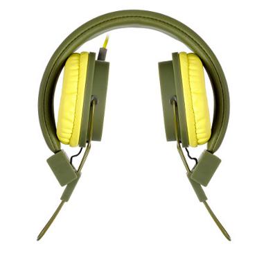 MySound Speak Street Verde, Giallo Circumaurale Padiglione auricolare cuffia