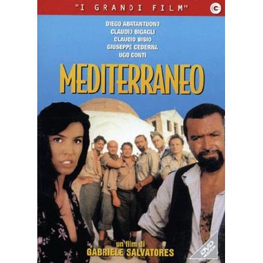 Mediterraneo, film (DVD)