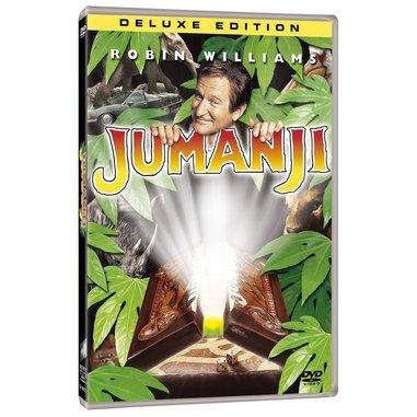 Jumanji - Edizione deluxe (DVD)
