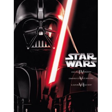 Star Wars - trilogia originale (DVD)