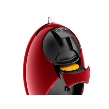 DeLonghi JOVIA Macchina per caffè con capsule 0.8L Rosso