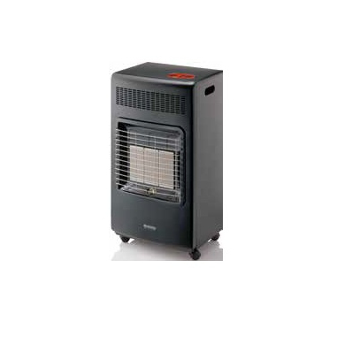 Olimpia Splendid 99481 Interno Nero 4200W Stufetta a Gas