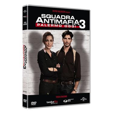 Squadra antimafia - Palermo oggi, Stagione 3 DVD 2D ITA